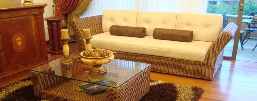 Muebles de minbre cmo cuidar muebles de mimbre ventajas - Muebles de mimbre ...